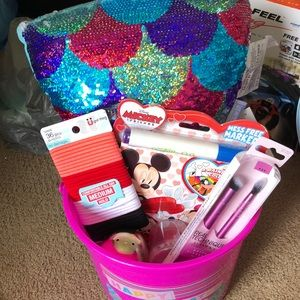 Young teen easter basket new